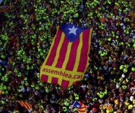 Movimiento en favor de la independencia de Cataluña
