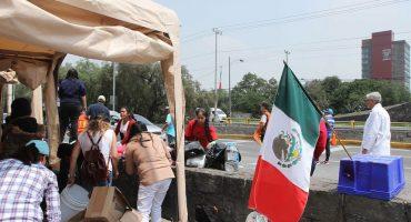 De vuelta a la triste realidad: se apropian de centro de acopio de la UNAM