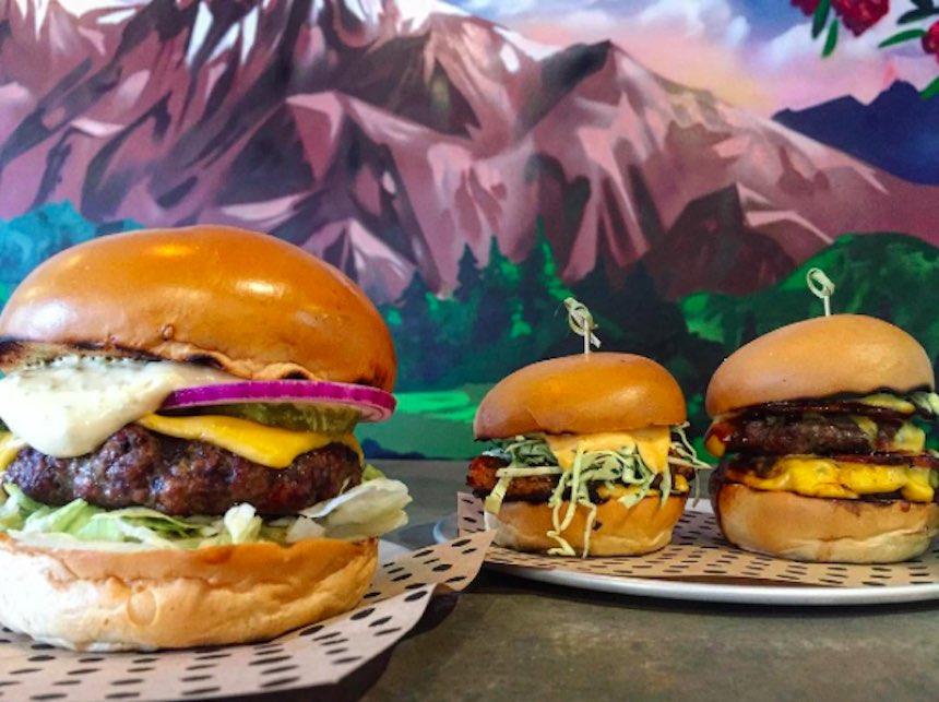 Hamburguesas - Chur Burger