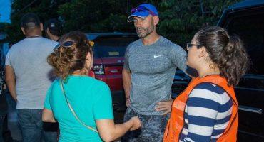 Cruz Azul fue a Morelos a ayudar a los afectados por el sismo