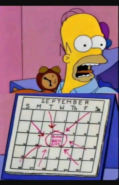 Cumpleaños del Sr. Burns
