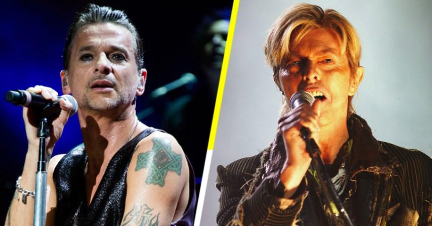 """Depeche Mode celebra el 40 aniversario de """"Heroes"""" de Bowie con un cover"""