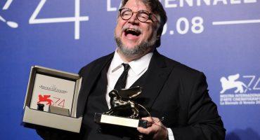 Guillermo del Toro gana el León de Oro en el Festival de Cine de Venecia