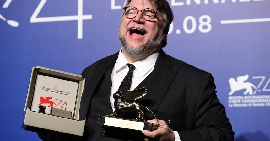 Festival de Cine de Venecia - Guillermo del Toro
