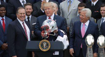 ¿Tiene Donald Trump la facultad legal para exigir que despidan a los jugadores de la NFL?
