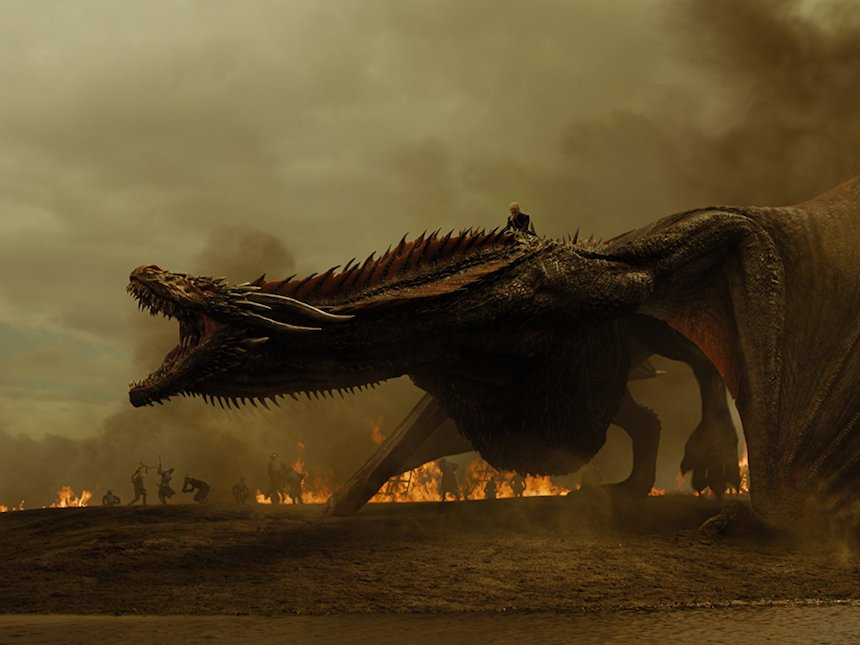 Neil deGrasee Tyson y la ciencia de los dragones en Game of Thrones