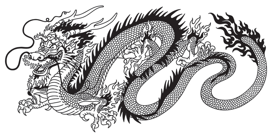 Dragón Zodiaco Chino
