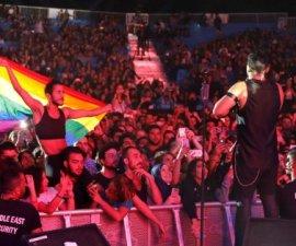 concierto en Egipto