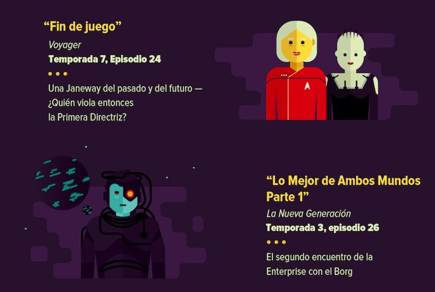 Star Trek - Episodios populares