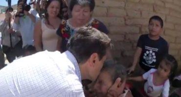 No se permitirá lucrar con damnificados: EPN; ONG's denuncian