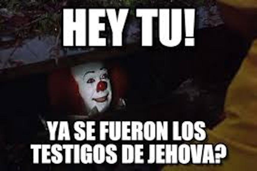 Memes de IT - Testigos de Jehova