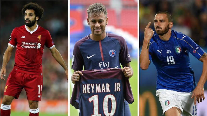Estos son los mejores fichajes de la 2017-2018 en Europa
