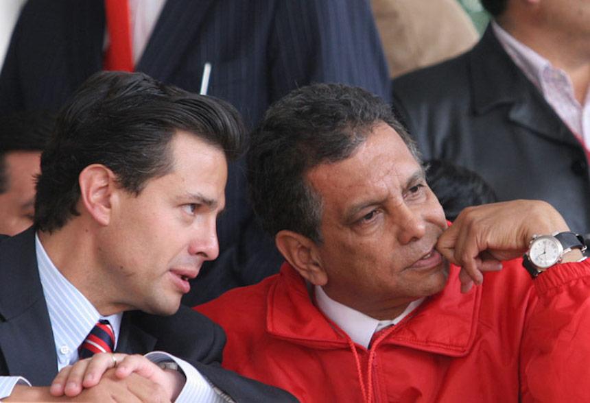 Fidel Herrera, exgobernador de Veracruz