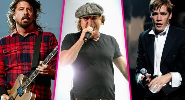 "Foo Fighters y The Hives se unen para cantar ""Let There Be Rock"" de AC/DC"