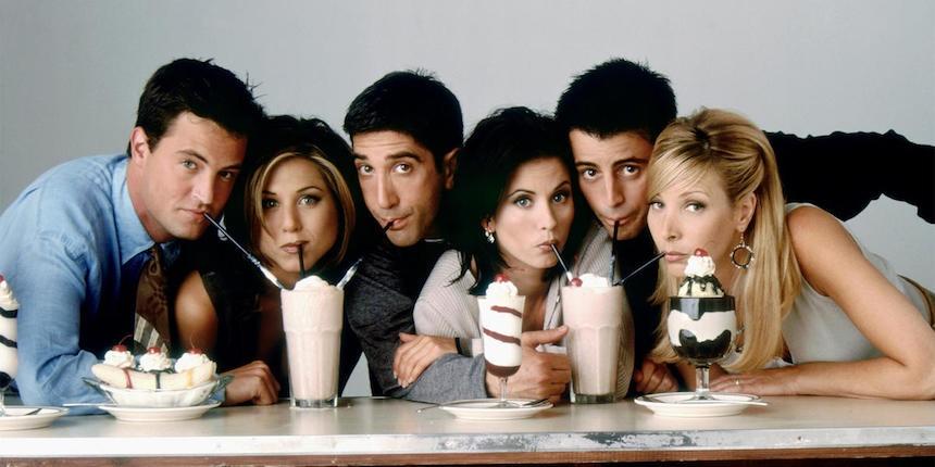 Personajes de la serie Friends