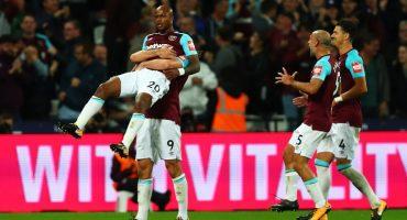 ¡Milagro! El West Ham de Chicharito ganó en su debut como local