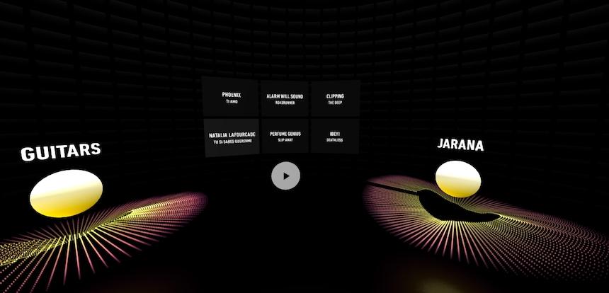 Google Inside Music - Nueva herramienta de mezcla de sonidos