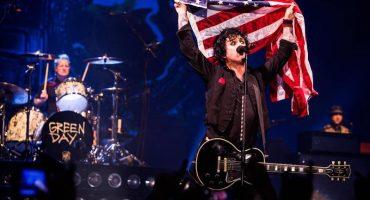 Mira en vivo el concierto de Green Day en pro de las víctimas de Harvey