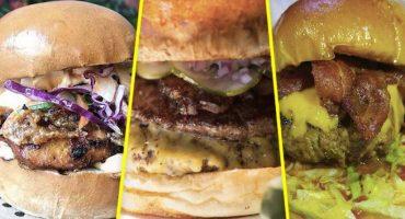A hincar el diente: las 10 mejores hamburguesas del mundo