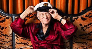 Playboy está de luto: Fallece Hugh Hefner a los 91 años de edad