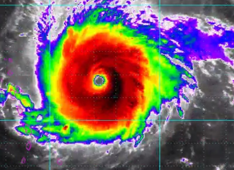 "Huracán ""Irma"""