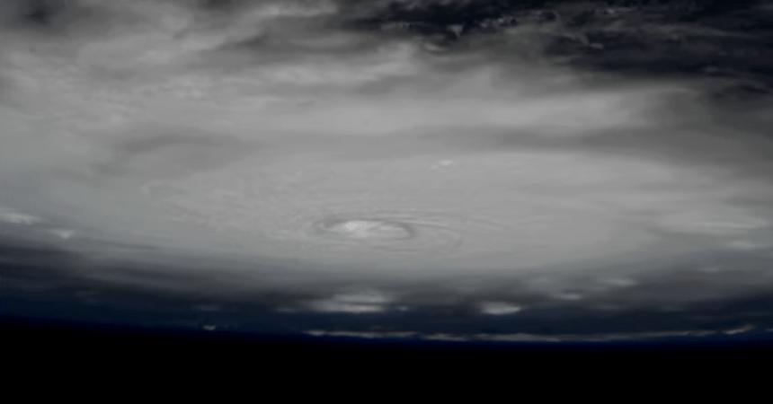 Huracán Irma, el más potente en la historia del Atlántico