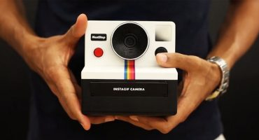 Instagif: ¡una cámara estilo Polaroid que puede imprimir GIFs!