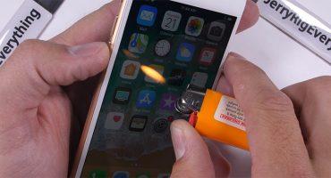 Hecho para resistir: ¿el iPhone 8 pasará la prueba de fuego?
