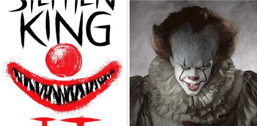 IT - Comparación entre películas y libros de Stephen King