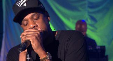 Mira el homenaje de Jay-Z a Chester Bennington con