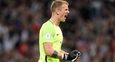Inglaterra le remonta a Eslovaquia y está a nada de calificar al Mundial
