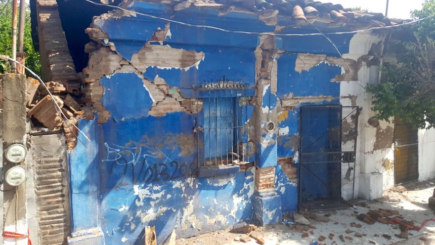 Juchitán sismo