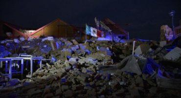 Juchitán, de las zonas más afectadas tras sismo; se eleva el número de muertos