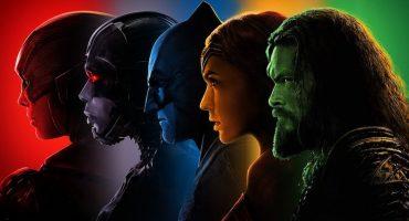 Nerd Alert: Los nuevos posters de Justice League son el sueño de todo fan