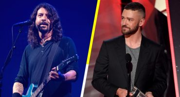 Justin Timberlake estará en el nuevo disco de Foo Fighters... WHAT?!