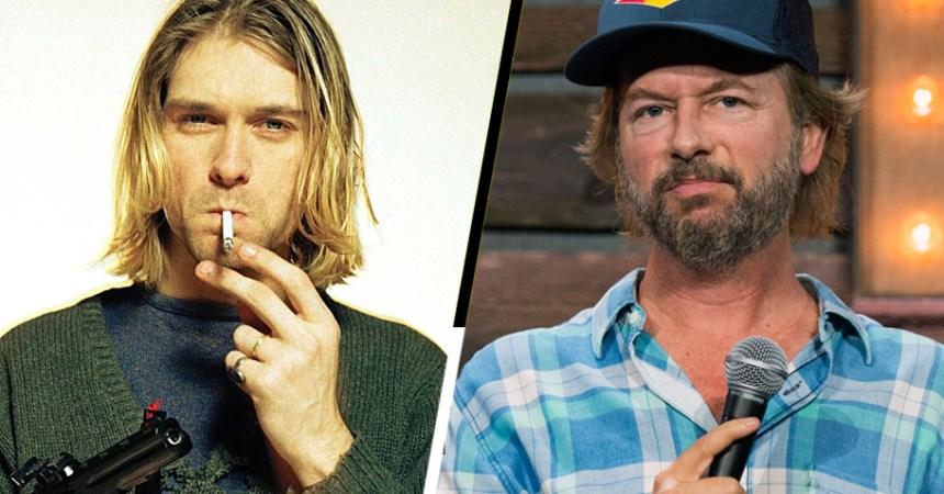 Confunden a actor de SNL con Kurt Cobain y esta fue su reacción
