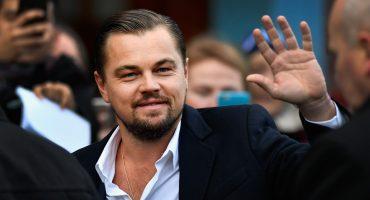 Leonardo DiCaprio también hizo una donación para ayudar a México