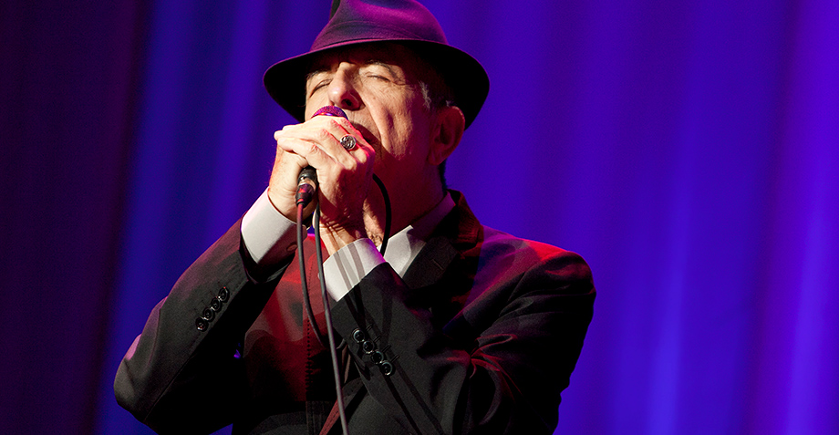 "Mira el video póstumo de Leonard Cohen para ""Leaving The Table"""
