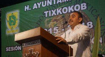 Alcalde yucateco los estremecerá con la forma en que se entrega a su chamba