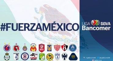 Todo el futbol mexicano suspende actividades por el sismo