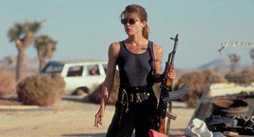 Linda Hamilton regresa como Sarah Connor