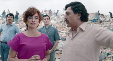 Así luce Javier Bardem como Pablo Escobar en su nueva película