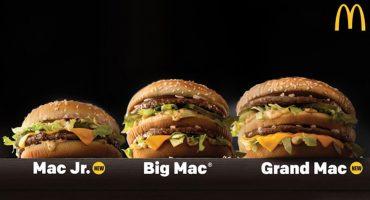 ¡A tragar hamburguesas!: conoce el reto Bic Mac de McDonald's