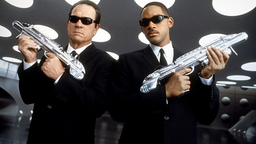 Men in Black - Protagonistas