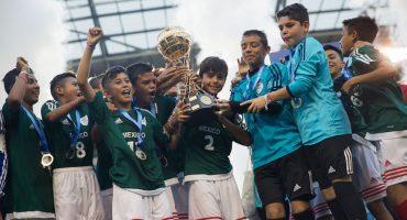 ¡Orgullo! México campeón del mundo en la categoría sub-12
