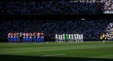 Habrá minuto de silencio en el partido del Real Madrid por el sismo en México