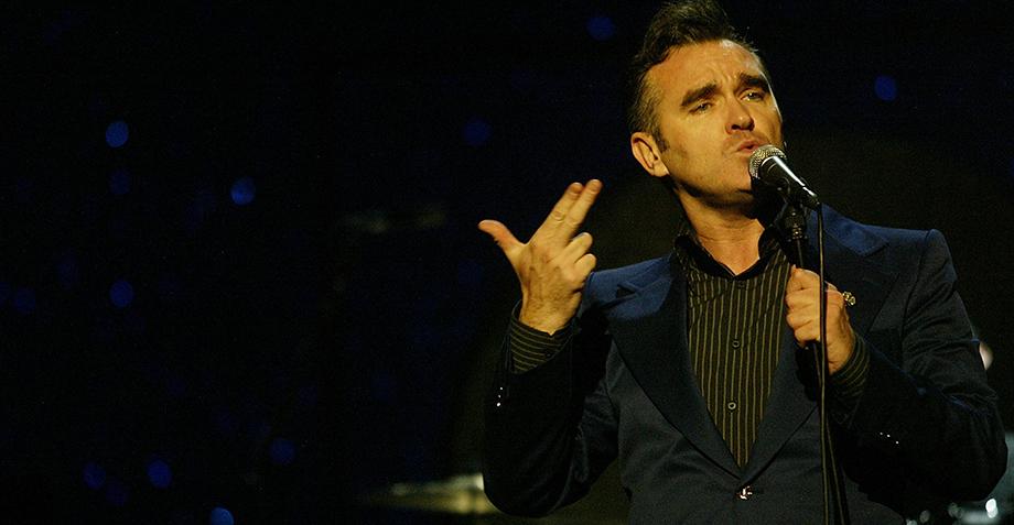 Así podría ser la nueva portada del nuevo disco de Morrissey