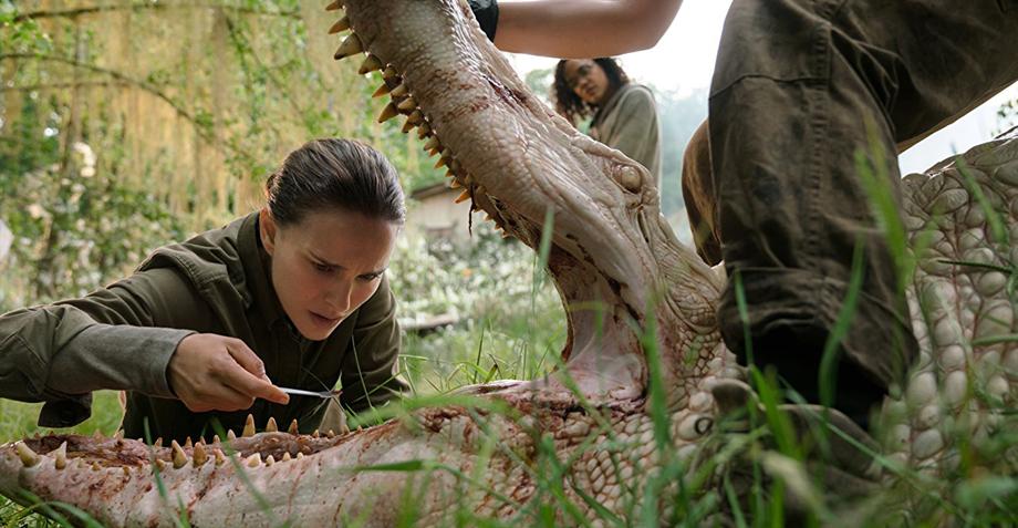 Natalie Portman protagoniza la nueva película del director de Ex-Machina