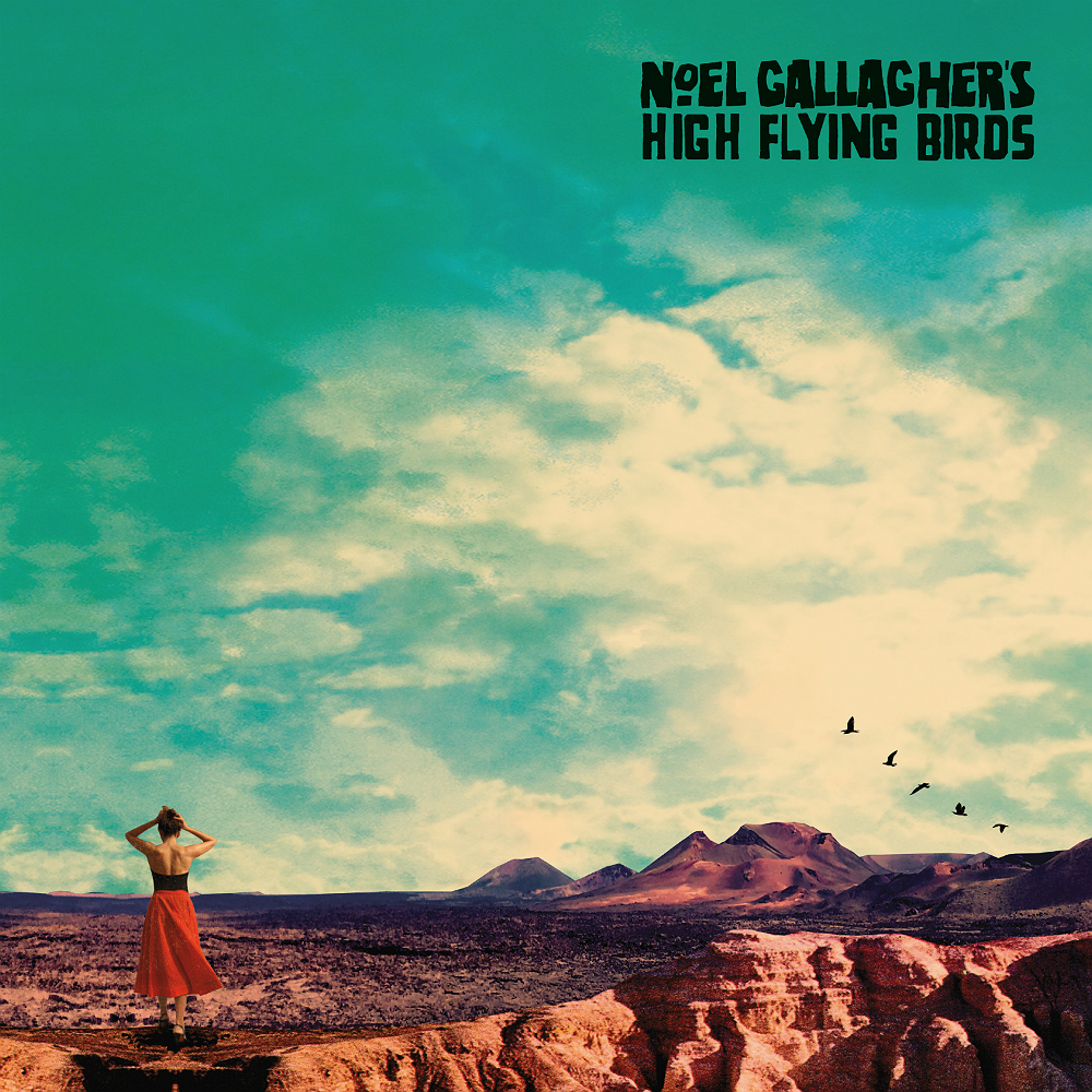 Portada del nuevo disco de Noel Gallagher