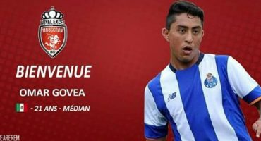 No te pierdas el golazo de Omar Govea en Bélgica